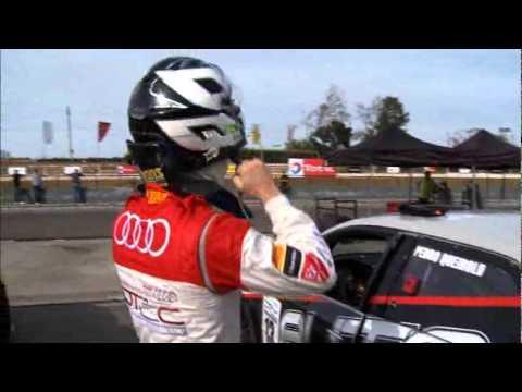 Audi DTCC esquentou o clima em Tarumã, RS