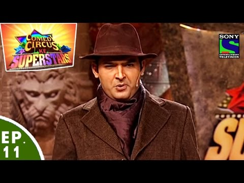 Comedy Circus Ke Superstars - Episode 11- Kapil Sharma As Natwarlal