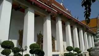 タイの寺院ワットボピット
