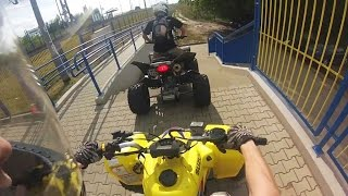Video BikeLife Quad ATV Suzuki Z400 LT-Z400 | wakacyjny mix | holiday summer | jazda quadami GoPro 3 HD MP3, 3GP, MP4, WEBM, AVI, FLV Oktober 2017