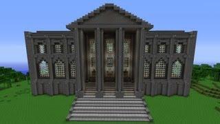 Minecraft Showcase: Gothic Mansion