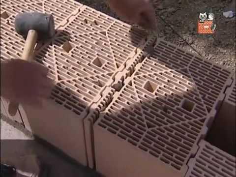 Construction en briques Monomur Bellenberg