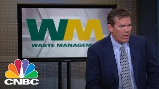 Waste Management CEO: Turning Trash To Treasure | Mad Money | CNBC