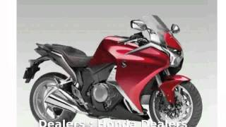 10. 2010 Honda VFR 1200F DCT  Specs Details superbike Transmission motorbike Specification