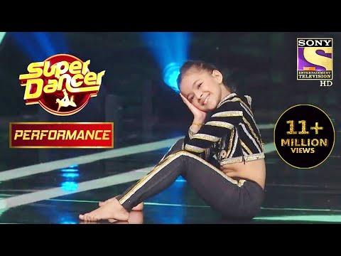 "Jayshree's Performance On ""Sapne Re"" Wins Hearts | Super Dancer Chapter 3"