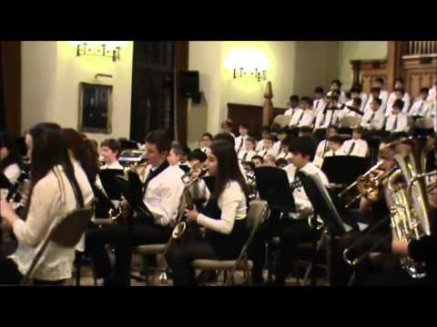 Music from 'The Incredibles' - Joint Senior Concert Band