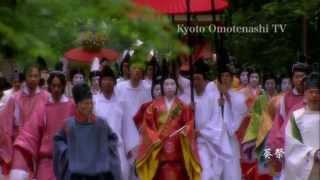 「京都おもてなしTV」京都四季・春