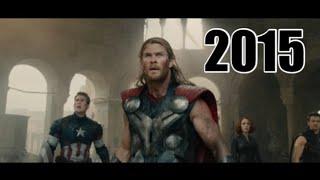 TOP 10 BOX OFFICE PREDICTIONS 2015