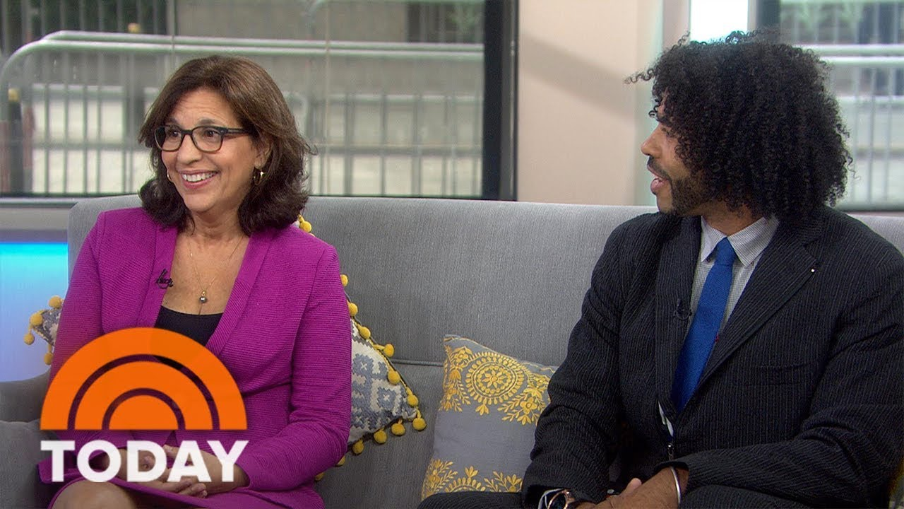 "R. J. Palacio on the TODAY Show: ""It's ultimately a story about kindness"""