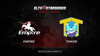 Empire vs TTinker, game 1