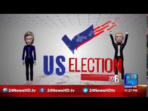 Special Tranmission ( US Election 2016) 8 November 2016