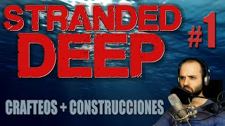 Suscribirse ►► http://goo.gl/xPe1OQ Twitter ► https://twitter.com/menos_trece Stranded Deep Gameplay Español Parte Nuevo juego de supervivencia, mundo abiert...