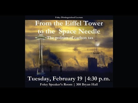 From the Eiffel Tower to the Space Needle: The politics of carbon tax