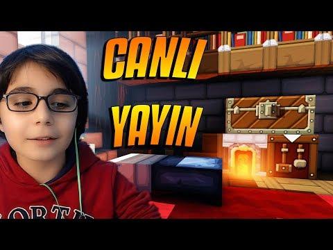 90K ÖZEL MİNECRAFT EGG WARS ! | CANLI YAYIN / Premium Hediyeli