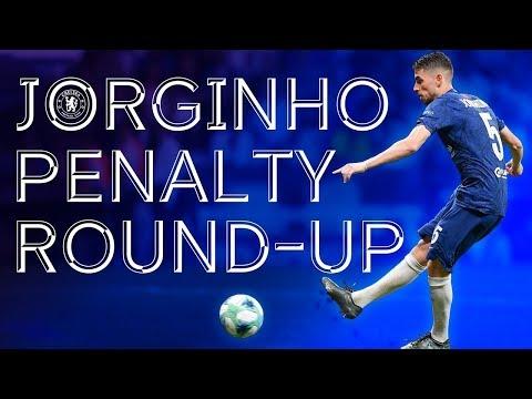 Jorginho's Penalty Round Up   Chelsea Tops