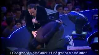 DVD - Thalles Roberto - Deus Me Ama - Oficial