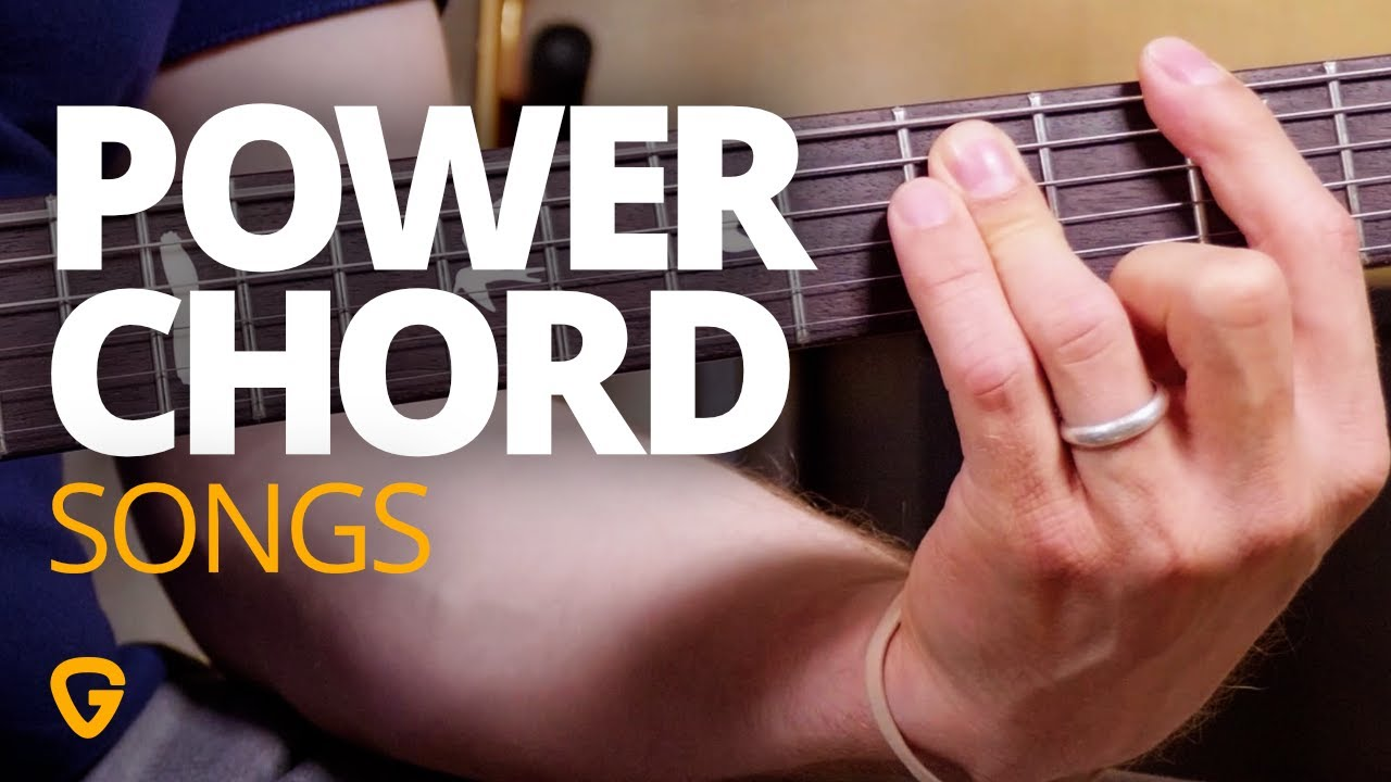 7 Songs To Rock Your Power Chords – Guitar Lesson