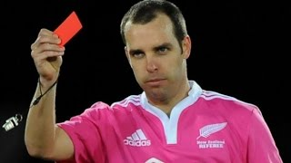 Video Rugby Referees Compilation #3 - Handing out business cards. MP3, 3GP, MP4, WEBM, AVI, FLV Januari 2019