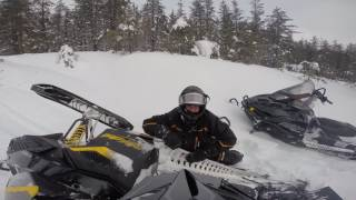 9. Ski doo summit 600