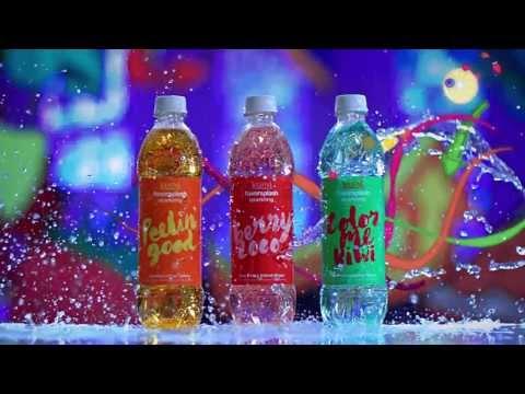 Aquafina FlavorSplash Commercial!
