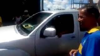 Vereador paraibano oferece dinheiro a grevistas e é hostilizado