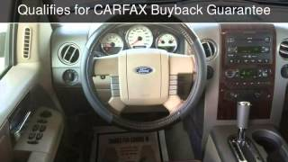 2007 Ford F-150 Crew Cab King Ranch Used Cars - West Palm Beach,Florida - 2014-08-11