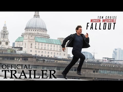 MISSION: IMPOSSIBLE - FALLOUT | Official Trailer
