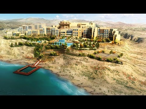 Top10 Recommended Hotels in Sowayma, Dead Sea, Jordan (видео)