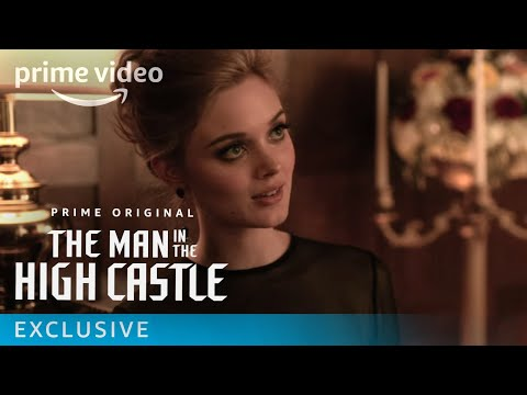 Man in the High Castle Season 2 - History | Prime Video