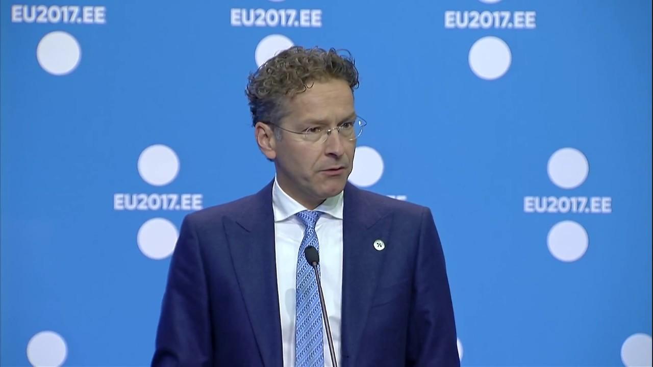 Δηλώσεις Ντέισελμπλουμ μετά το πέρας της συνεδρίασης του Eurogroup