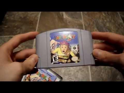 Paperboy Nintendo 64