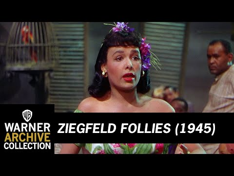 Ziegfeld Follies (1946) – Lena Horne Sings Love