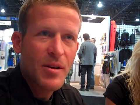 DEMA Show 2012 - Andy Casagrande and GoPro