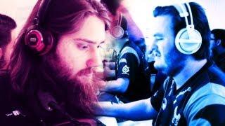 $90,000 CS:GO Grand Finals: NiP vs compLexity Gaming on de_dust2 (PART 1 / 3)