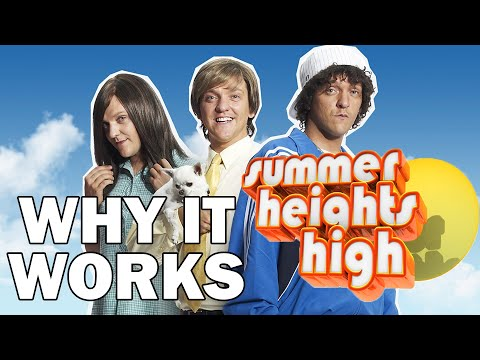 Chris Lilley's Politically Incorrect Masterpiece | Summer Heights High