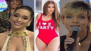 Lo que pasa con Sharmin Díaz, Yelitza Lora, Amelia Alcántara y WhatsApp