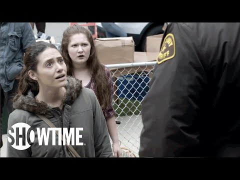 Shameless | 'We're Getting Evicted' Official Clip | Season 6 Episode 5