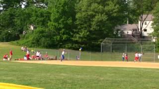 Norwood v Milton Softball