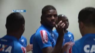 Confira os bastidores do empate entre o Maior de Minas e o Flamengo no Mineirão.