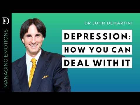 Suffering from Depression? Demartini It!