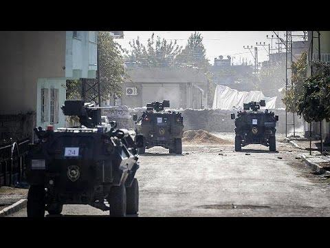 Τουρκία – Συρία: Πολλαπλά μέτωπα για τους Κούρδους