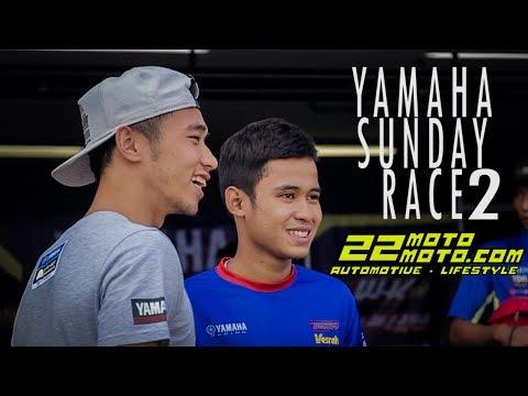 Cuplikan Yamaha Sunday Race Round 2