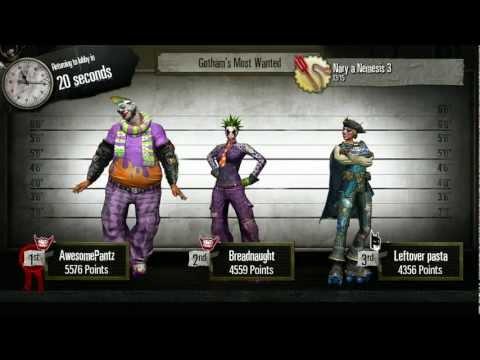 Gotham City Imposteurs - Personnalisation et gameplay #2