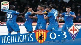 Video Benevento - Fiorentina 0-3 - Highlights - Giornata 9 - Serie A TIM 2017/18 MP3, 3GP, MP4, WEBM, AVI, FLV Juni 2018