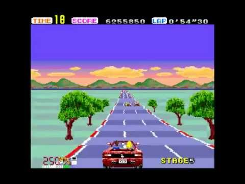 OutRun PC Engine