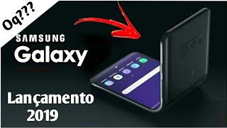 Tudocelular - Lançamento Galaxy X 2019