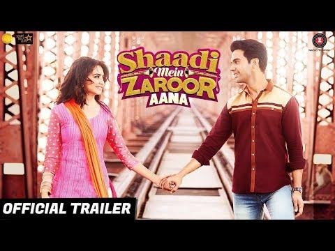 Shaadi Mein Zaroor Aana | Official Trailer |  Rajkummar Rao | Kriti Kharbanda