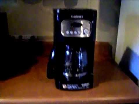Cuisinart DCC-1100 Coffee Maker Review
