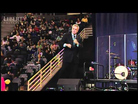 JamesRobison - On March 2, 2012 at Convocation, North America's largest weekly gathering of Christian students, founder and president of LIFE Outreach International and the...