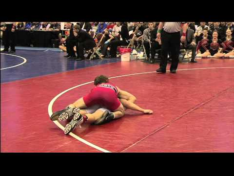 2015 Iowa High School State Wrestling Championship Highlights